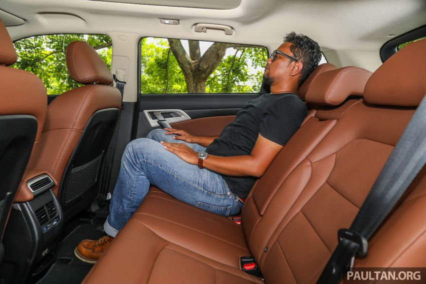 DRIVEN: 2020 Proton X70 CKD with 7DCT full review Image #1079649