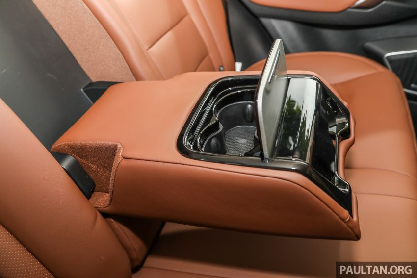 DRIVEN: 2020 Proton X70 CKD with 7DCT full review Image #1079651