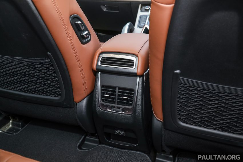 DRIVEN: 2020 Proton X70 CKD with 7DCT full review Image #1079652