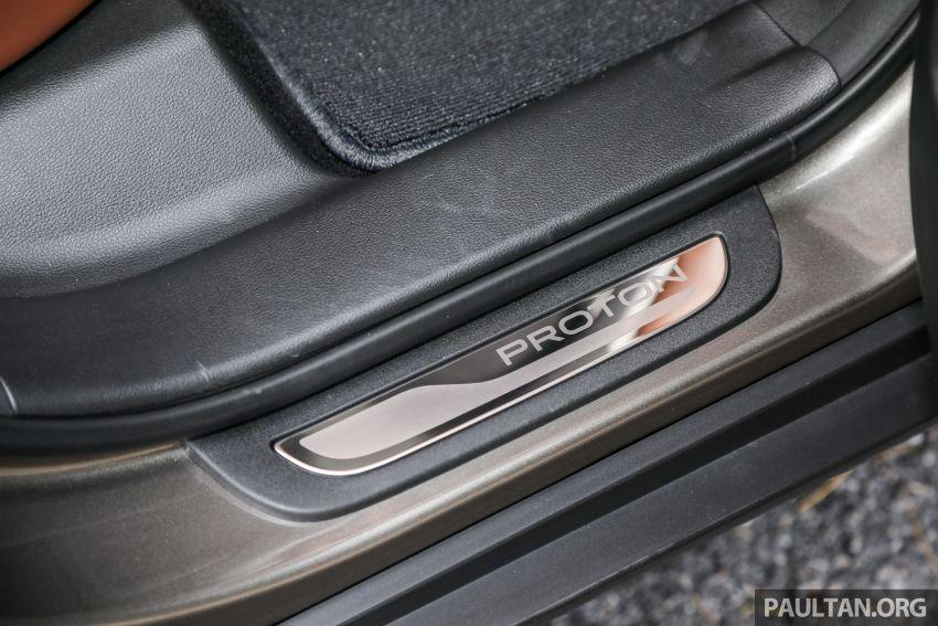 PANDU UJI: Proton X70 CKD 2020 – dengan kotak gear DCT 7-kelajuan baru, penawarannya kini yang terbaik? Image #1077853