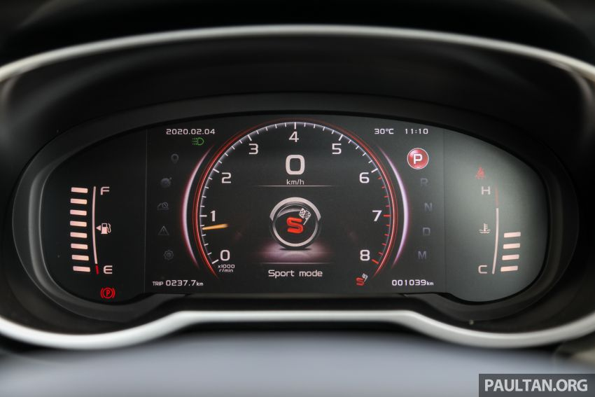 DRIVEN: 2020 Proton X70 CKD with 7DCT full review Image #1079582
