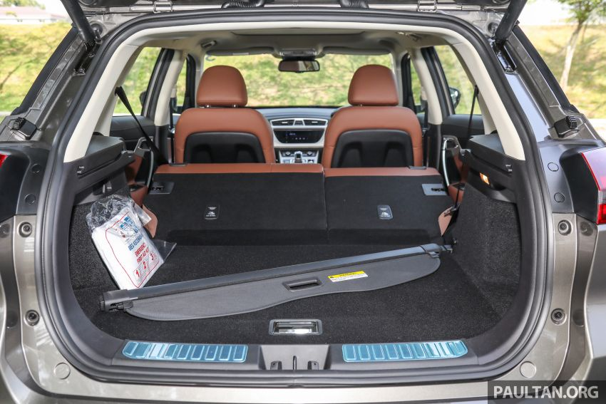 DRIVEN: 2020 Proton X70 CKD with 7DCT full review Image #1079661