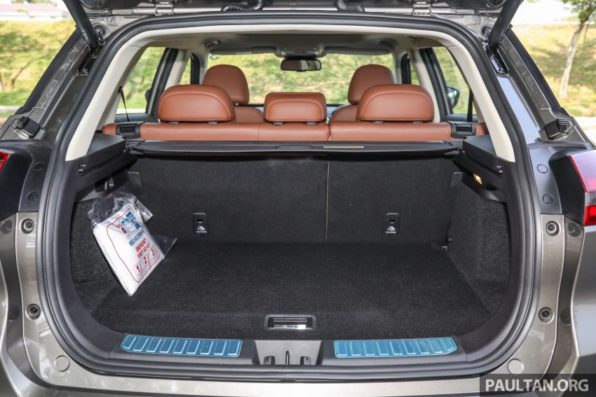 DRIVEN: 2020 Proton X70 CKD with 7DCT full review Image #1079662