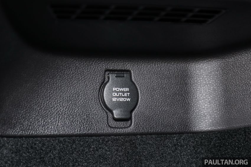 DRIVEN: 2020 Proton X70 CKD with 7DCT full review Image #1079666