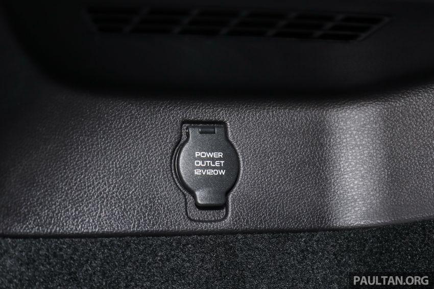PANDU UJI: Proton X70 CKD 2020 – dengan kotak gear DCT 7-kelajuan baru, penawarannya kini yang terbaik? Image #1077859