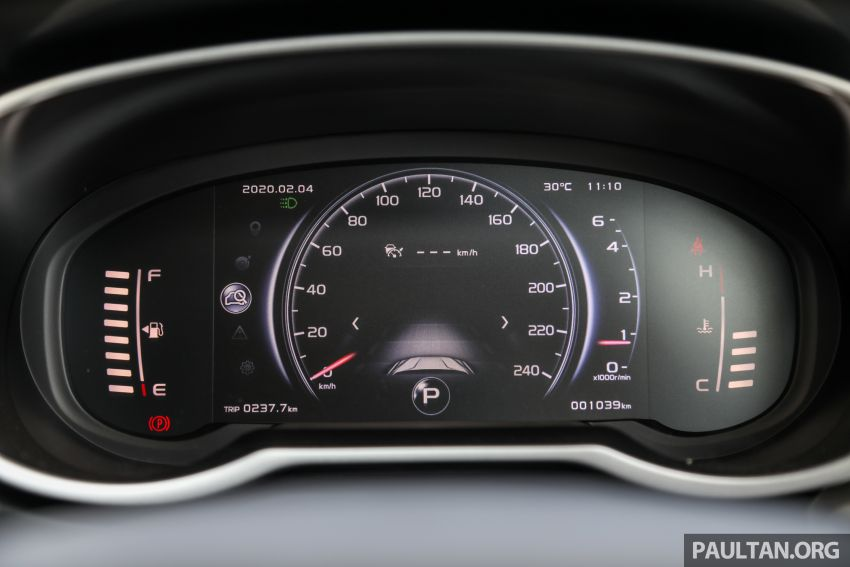 DRIVEN: 2020 Proton X70 CKD with 7DCT full review Image #1079583