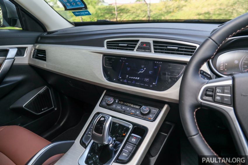 DRIVEN: 2020 Proton X70 CKD with 7DCT full review Image #1079587