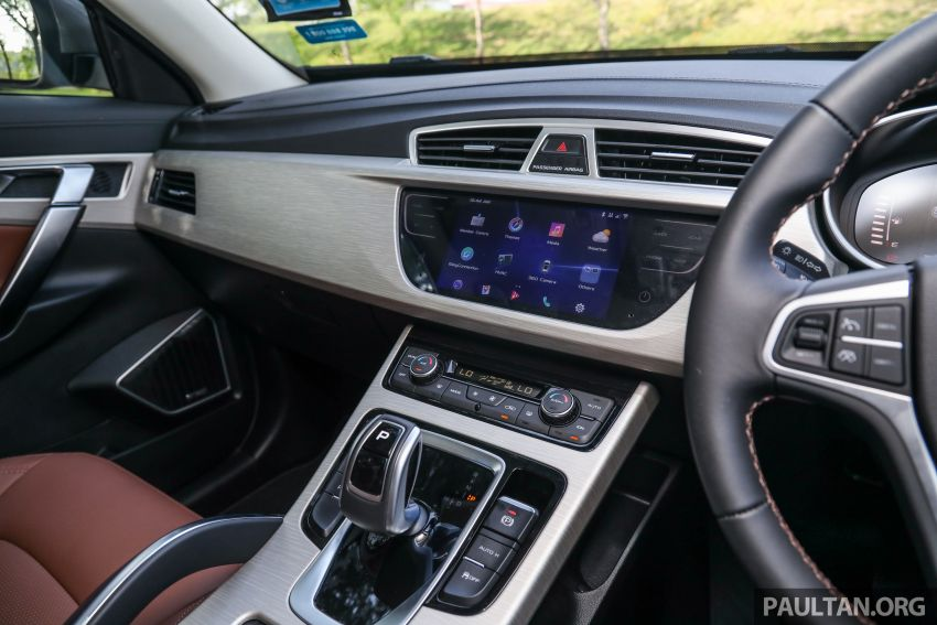 DRIVEN: 2020 Proton X70 CKD with 7DCT full review Image #1079588
