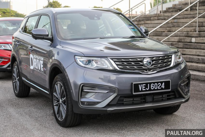 DRIVEN: 2020 Proton X70 CKD with 7DCT full review Image #1079727