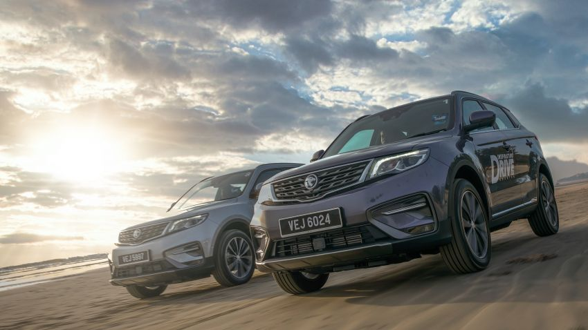 DRIVEN: 2020 Proton X70 CKD with 7DCT full review Image #1080242