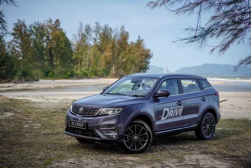 DRIVEN: 2020 Proton X70 CKD with 7DCT full review Image #1080236