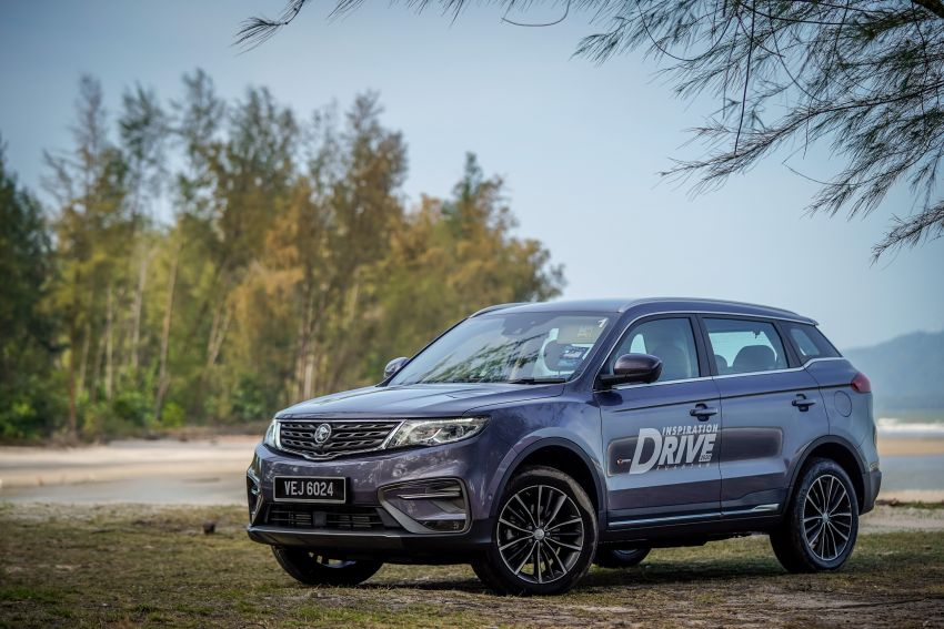 DRIVEN: 2020 Proton X70 CKD with 7DCT full review Image #1080237