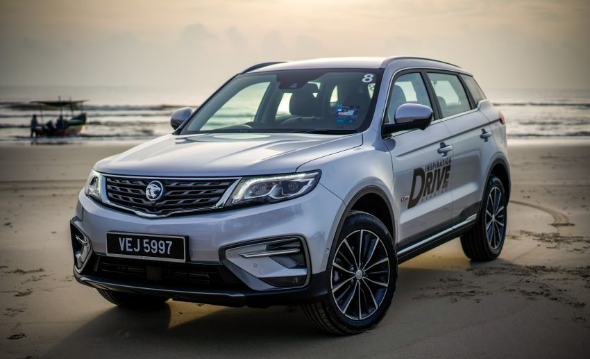 DRIVEN: 2020 Proton X70 CKD with 7DCT full review Image #1080239