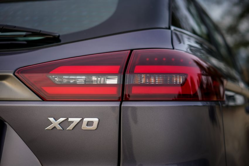 2020 Proton X70 CKD launched: Volvo 7DCT, +15 Nm, 13% better economy, more features, RM95k to RM123k Image #1080789