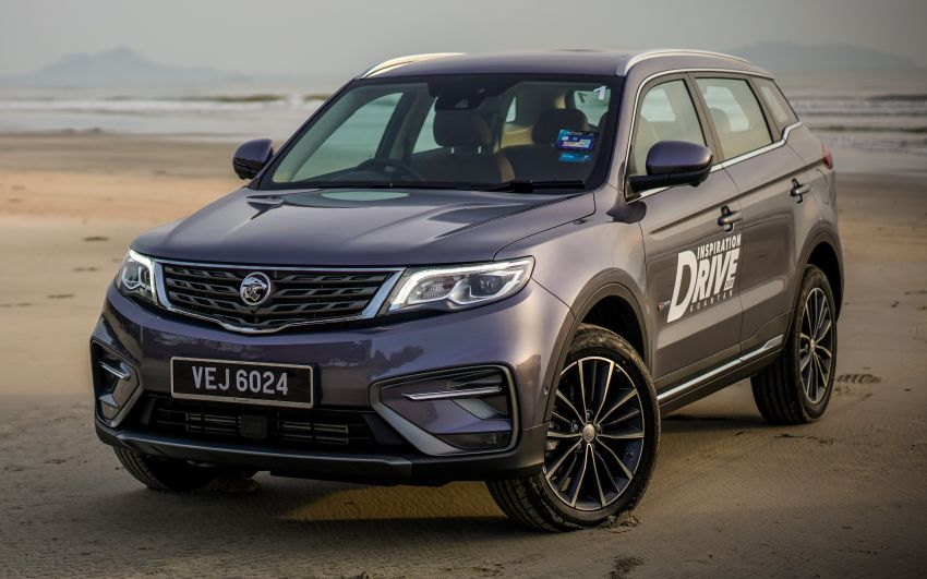 2020 Proton X70 CKD launched: Volvo 7DCT, +15 Nm, 13% better economy, more features, RM95k to RM123k Image #1080818
