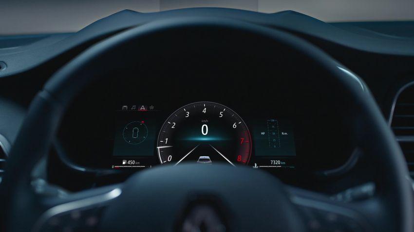 Renault Megane IV updated – new E-Tech PHEV variant Image #1076553