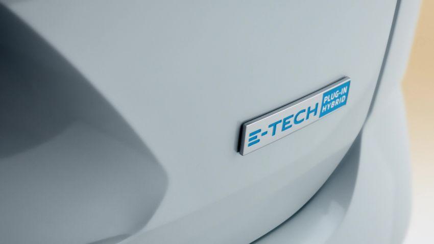 Renault Megane IV updated – new E-Tech PHEV variant Image #1076554