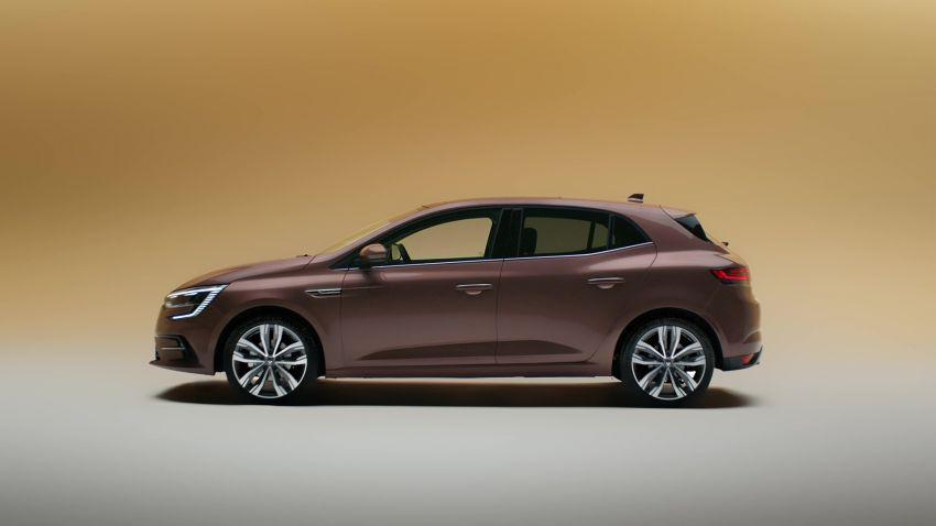Renault Megane IV updated – new E-Tech PHEV variant Image #1076557