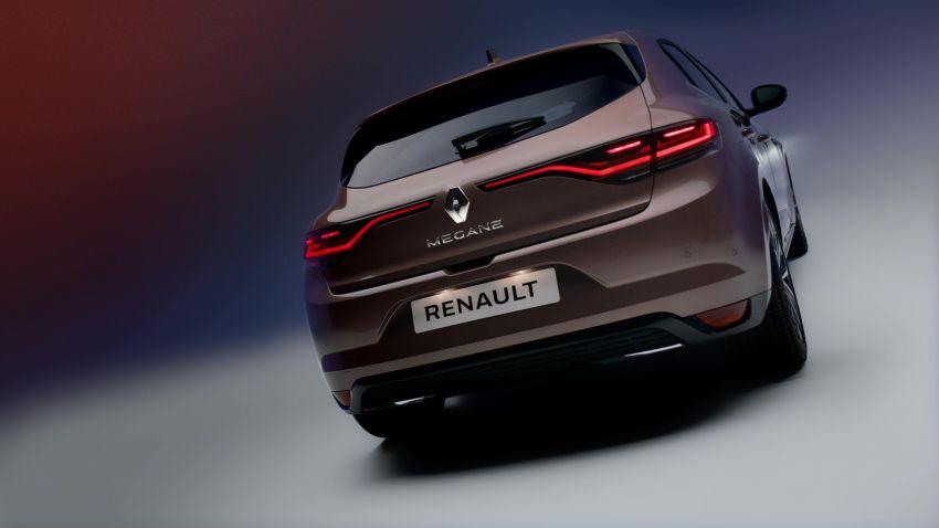 Renault Megane IV updated – new E-Tech PHEV variant Image #1076559