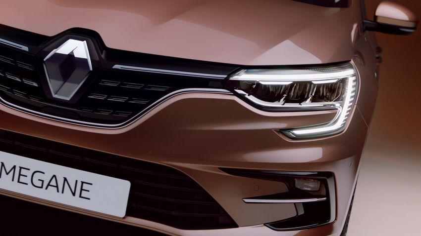 Renault Megane IV updated – new E-Tech PHEV variant Image #1076548