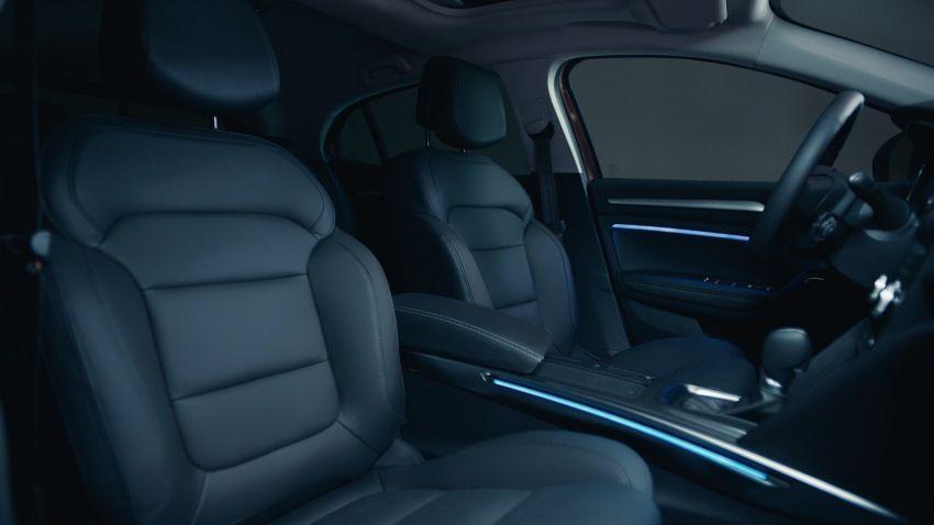 Renault Megane IV updated – new E-Tech PHEV variant Image #1076551