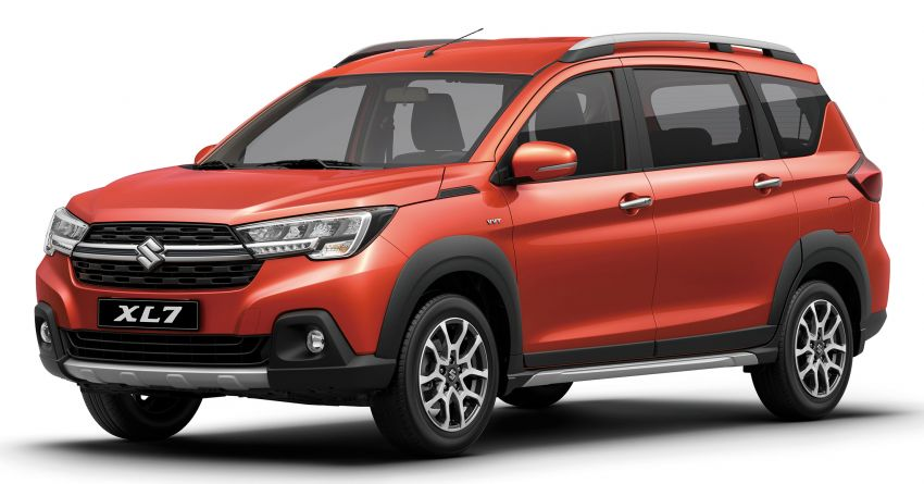 2020 Suzuki XL7 launched in Indonesia – seven-seater SUV, 1.5L, 105 PS, 138 Nm; priced from RM70k-RM81k Image #1083635