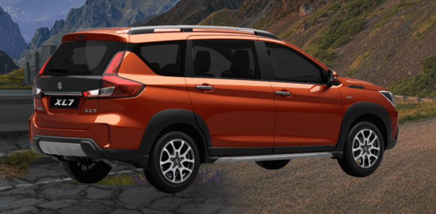 2020 Suzuki XL7 launched in Indonesia – seven-seater SUV, 1.5L, 105 PS, 138 Nm; priced from RM70k-RM81k Image #1083745