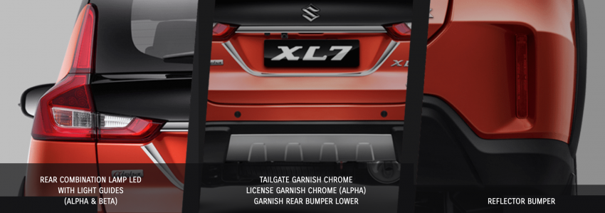 2020 Suzuki XL7 launched in Indonesia – seven-seater SUV, 1.5L, 105 PS, 138 Nm; priced from RM70k-RM81k Image #1083746