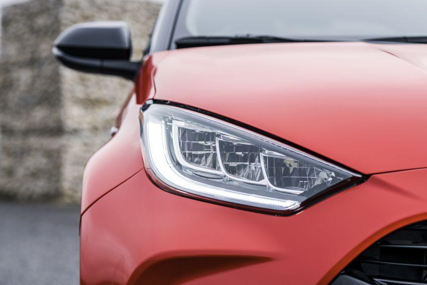 2020 Toyota Yaris Hybrid – 1.5L three-cylinder Dynamic Force engine, improved fuel efficiency and emissions Image #1079724