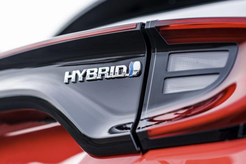 2020 Toyota Yaris Hybrid – 1.5L three-cylinder Dynamic Force engine, improved fuel efficiency and emissions Image #1079740
