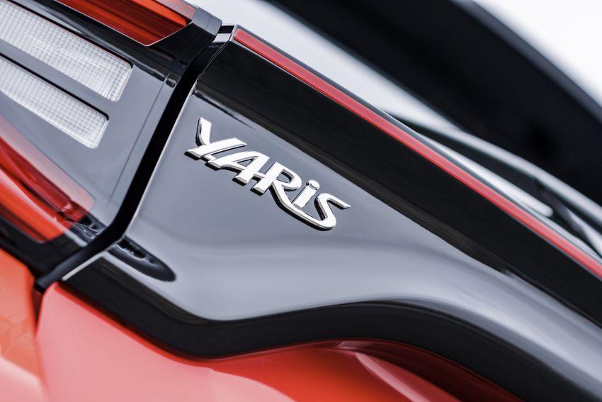 2020 Toyota Yaris Hybrid – 1.5L three-cylinder Dynamic Force engine, improved fuel efficiency and emissions Image #1079743