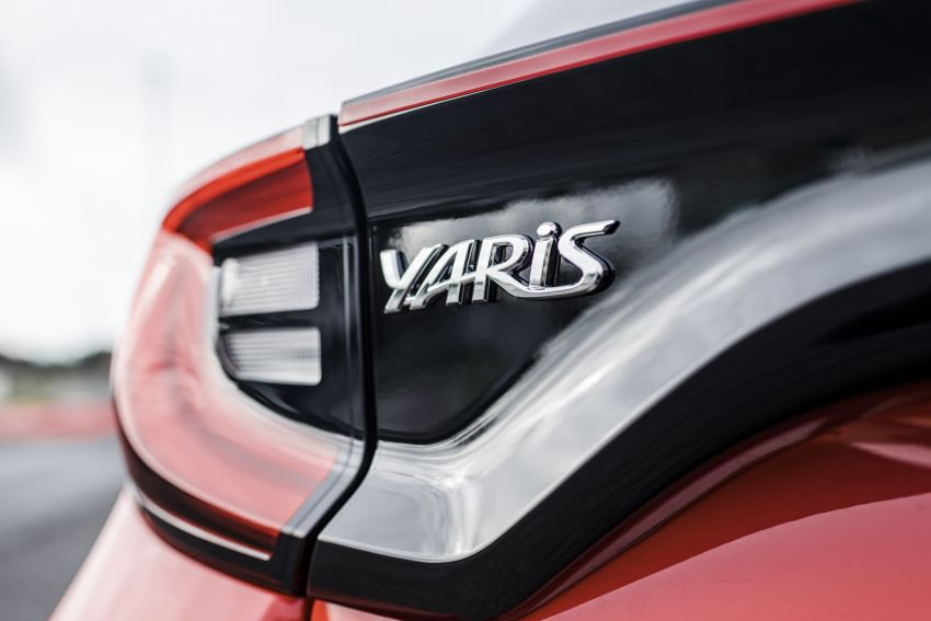 2020 Toyota Yaris Hybrid – 1.5L three-cylinder Dynamic Force engine, improved fuel efficiency and emissions Image #1079742