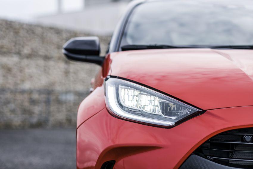 2020 Toyota Yaris Hybrid – 1.5L three-cylinder Dynamic Force engine, improved fuel efficiency and emissions Image #1079729