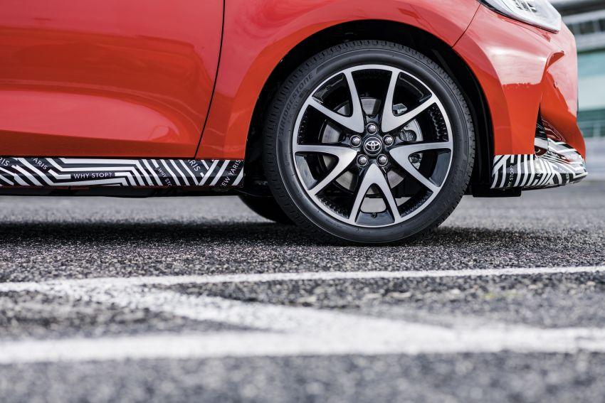 2020 Toyota Yaris Hybrid – 1.5L three-cylinder Dynamic Force engine, improved fuel efficiency and emissions Image #1079749