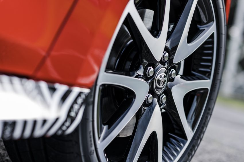 2020 Toyota Yaris Hybrid – 1.5L three-cylinder Dynamic Force engine, improved fuel efficiency and emissions Image #1079751