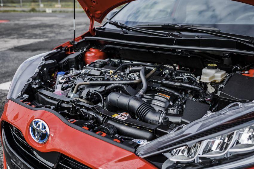 2020 Toyota Yaris Hybrid – 1.5L three-cylinder Dynamic Force engine, improved fuel efficiency and emissions Image #1079753