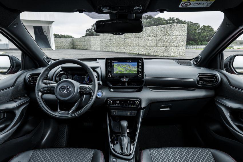 2020 Toyota Yaris Hybrid – 1.5L three-cylinder Dynamic Force engine, improved fuel efficiency and emissions Image #1079761