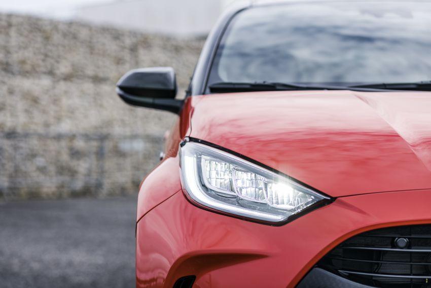 2020 Toyota Yaris Hybrid – 1.5L three-cylinder Dynamic Force engine, improved fuel efficiency and emissions Image #1079726
