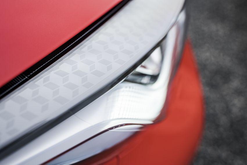 2020 Toyota Yaris Hybrid – 1.5L three-cylinder Dynamic Force engine, improved fuel efficiency and emissions Image #1079734