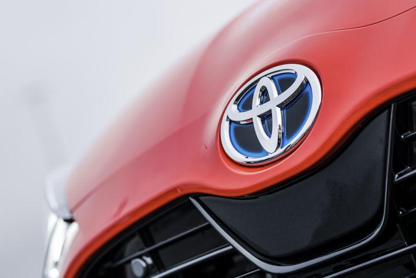 2020 Toyota Yaris Hybrid – 1.5L three-cylinder Dynamic Force engine, improved fuel efficiency and emissions Image #1079733