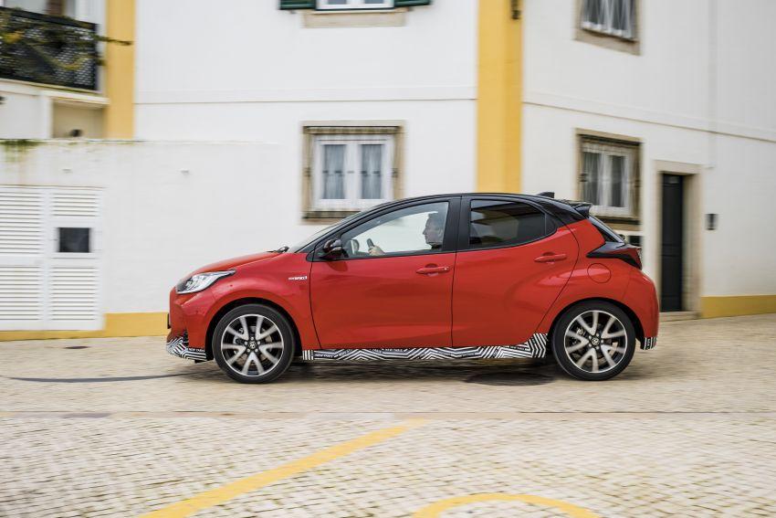 2020 Toyota Yaris Hybrid – 1.5L three-cylinder Dynamic Force engine, improved fuel efficiency and emissions Image #1079584