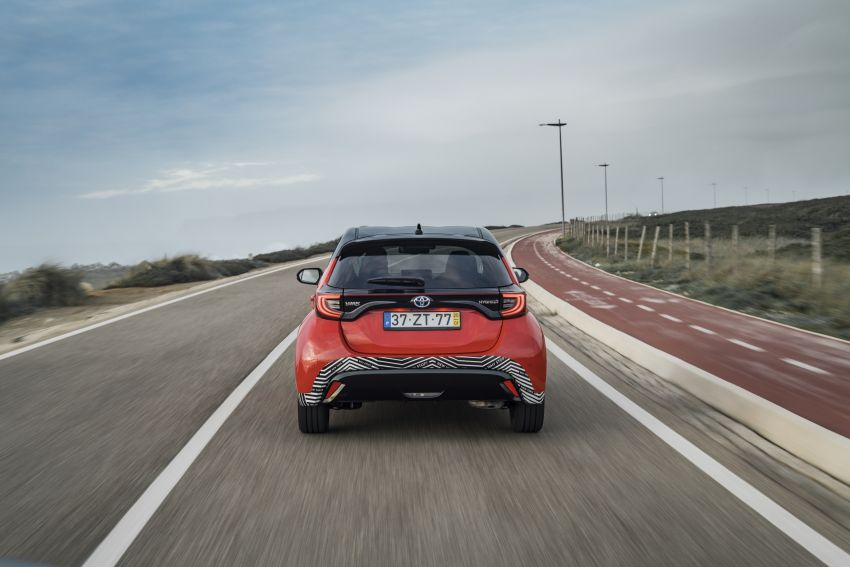2020 Toyota Yaris Hybrid – 1.5L three-cylinder Dynamic Force engine, improved fuel efficiency and emissions Image #1079614