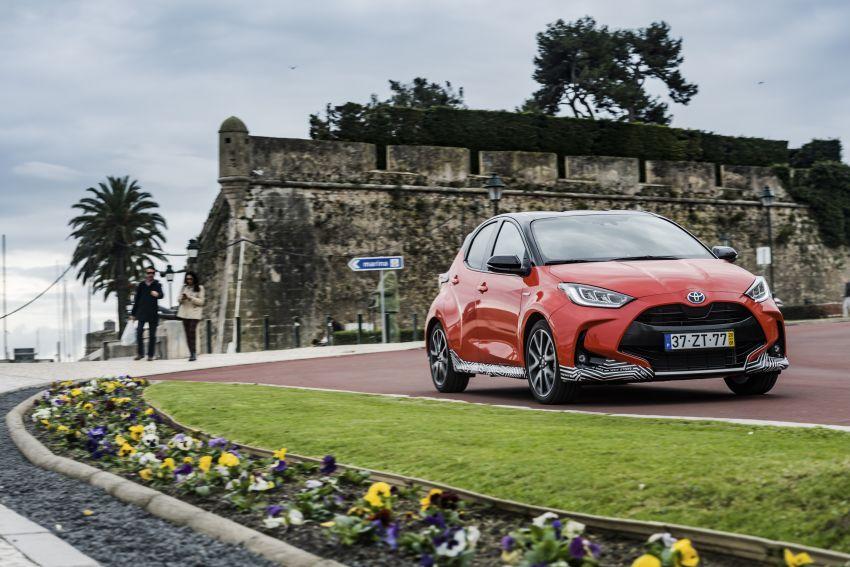 2020 Toyota Yaris Hybrid – 1.5L three-cylinder Dynamic Force engine, improved fuel efficiency and emissions Image #1079579