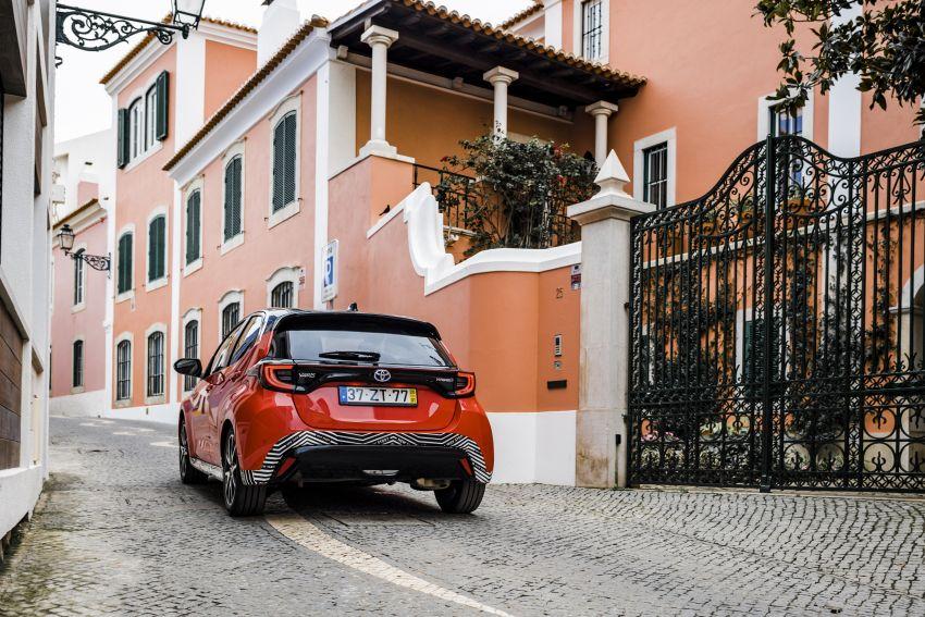 2020 Toyota Yaris Hybrid – 1.5L three-cylinder Dynamic Force engine, improved fuel efficiency and emissions Image #1079668