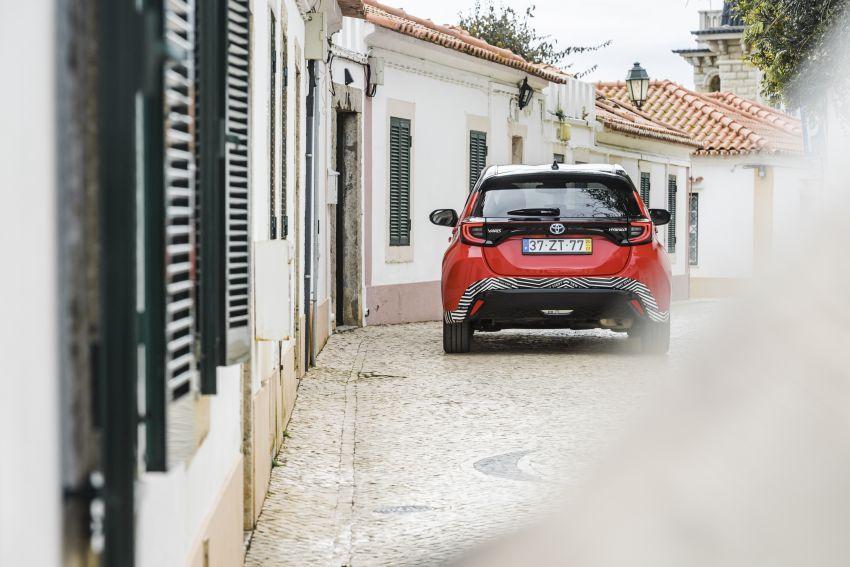 2020 Toyota Yaris Hybrid – 1.5L three-cylinder Dynamic Force engine, improved fuel efficiency and emissions Image #1079675