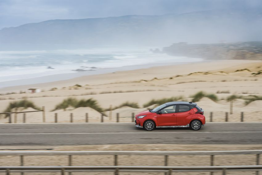 2020 Toyota Yaris Hybrid – 1.5L three-cylinder Dynamic Force engine, improved fuel efficiency and emissions Image #1079681