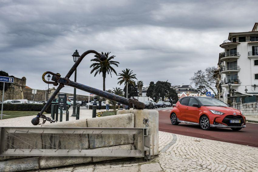 2020 Toyota Yaris Hybrid – 1.5L three-cylinder Dynamic Force engine, improved fuel efficiency and emissions Image #1079680