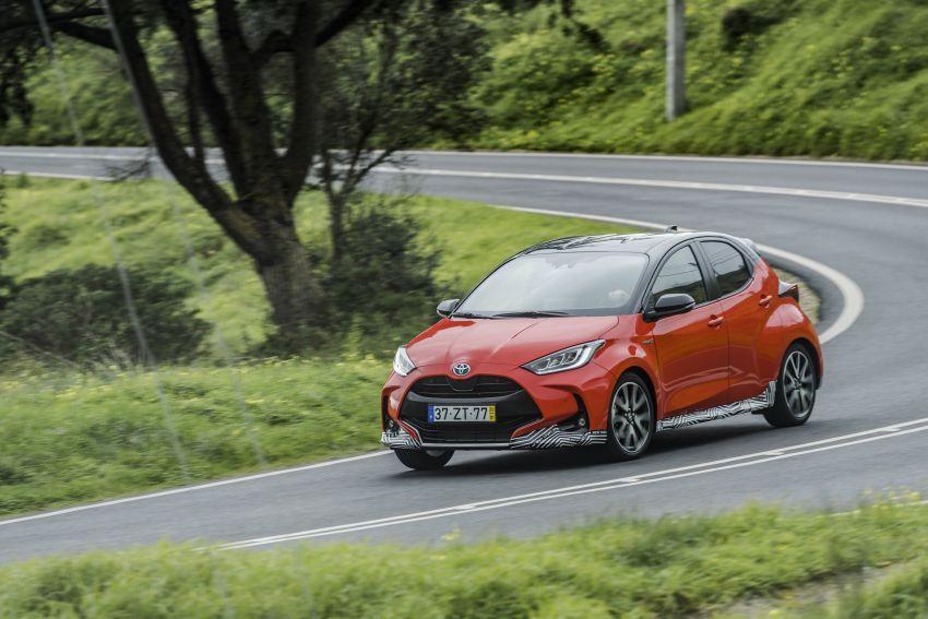 2020 Toyota Yaris Hybrid – 1.5L three-cylinder Dynamic Force engine, improved fuel efficiency and emissions Image #1079682