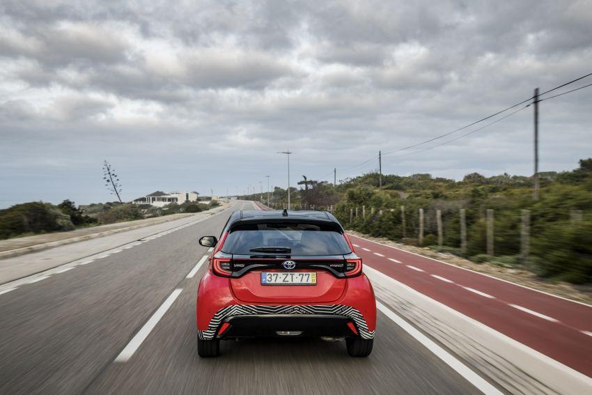 2020 Toyota Yaris Hybrid – 1.5L three-cylinder Dynamic Force engine, improved fuel efficiency and emissions Image #1079690