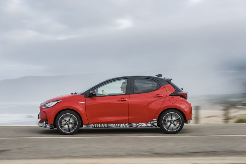 2020 Toyota Yaris Hybrid – 1.5L three-cylinder Dynamic Force engine, improved fuel efficiency and emissions Image #1079598